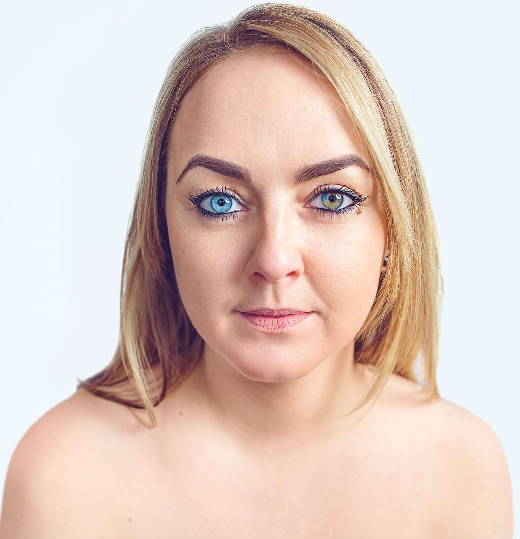 The Heterochromia Project — Maria Cavali